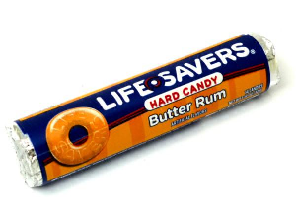 PS Butter Rum Lifesaver Liq